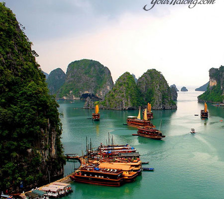 Halong Bay Overview   Halong Bay Tours and Cruises